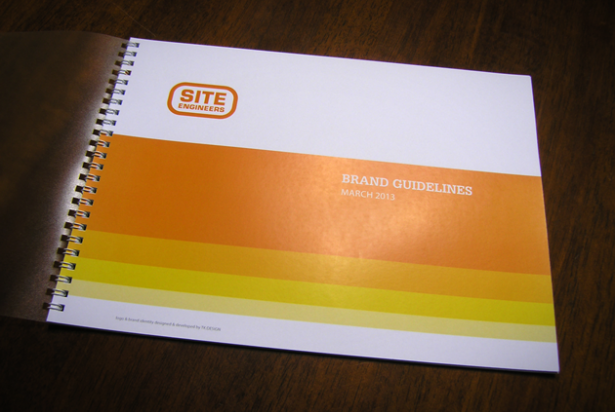 Site Engineers Brand Guidelines