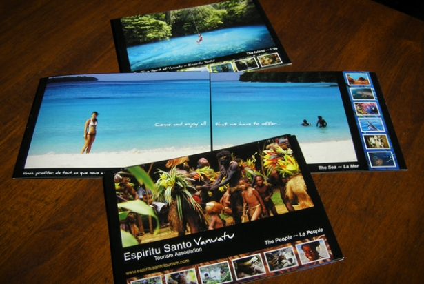 ESTA gatefold brochure – closed gate